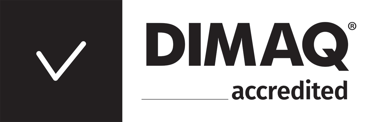 DIMAQ accredited